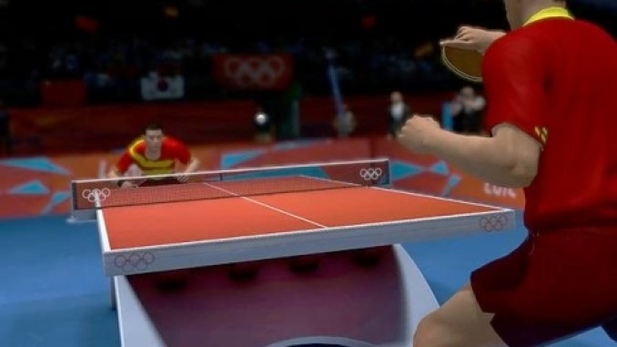 London 2012 The Official Video Game of the Olympic Games 3