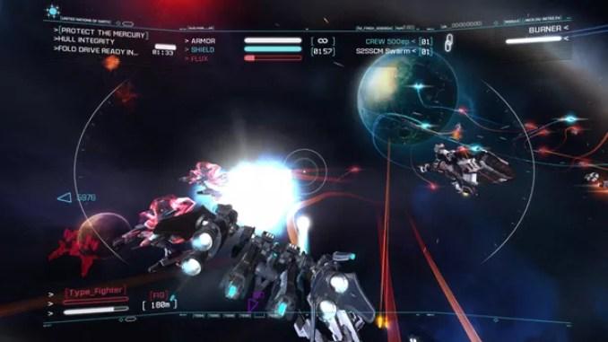 Strike Suit Zero ScreenShot 3