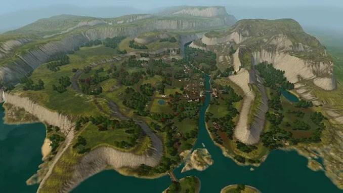 The Sims 3 Dragon Valley ScreenShot 1