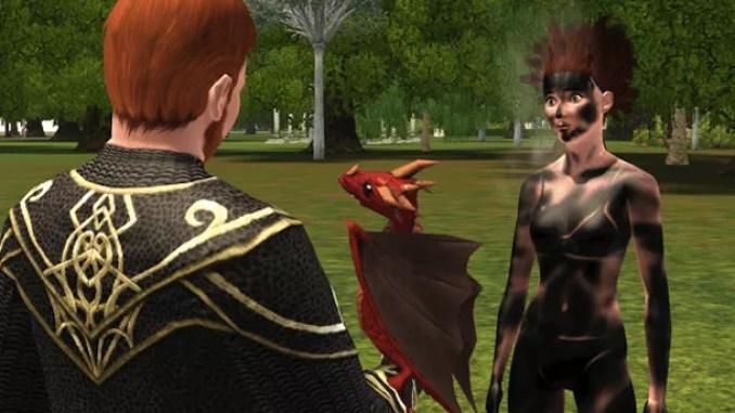 The Sims 3 Dragon Valley ScreenShot 3