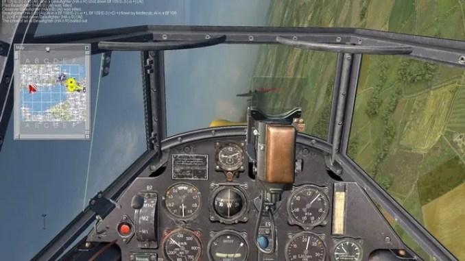 IL-2 Sturmovik Cliffs of Dover ScreenShot 1