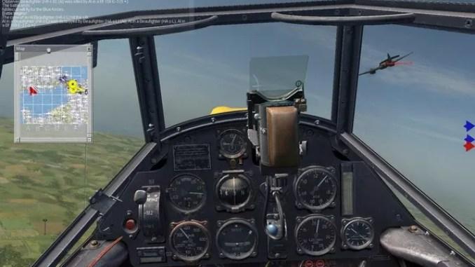 IL-2 Sturmovik Cliffs of Dover ScreenShot 3