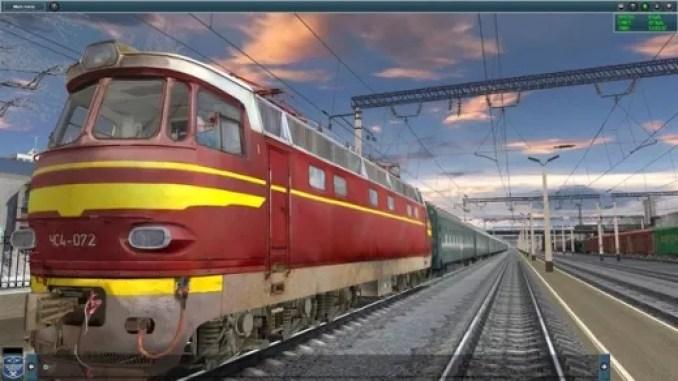 Trainz Simulator 12 ScreenShot 1