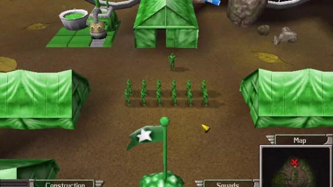 Army Men RTS ScreenShot 3
