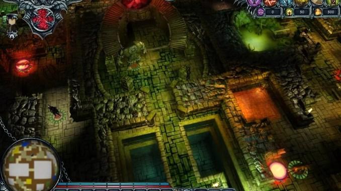 Dungeons Game ScreenShot 3