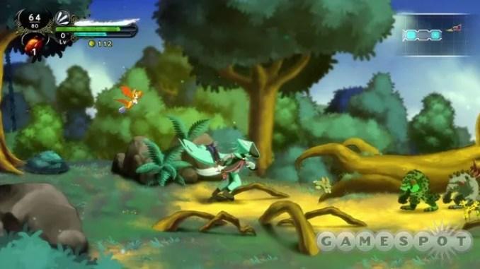 Dust An Elysian Tail ScreenShot 3