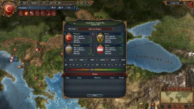 Europa Universalis IV ScreenShot 3