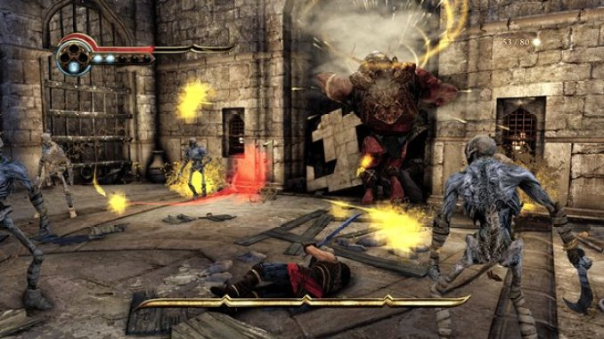 Prince of Persia The Forgotten Sands ScreenShot 3