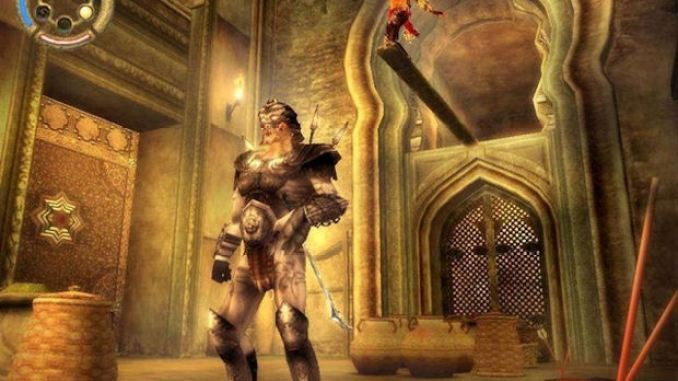 Prince of Persia The Two Thrones ScreenShot 1