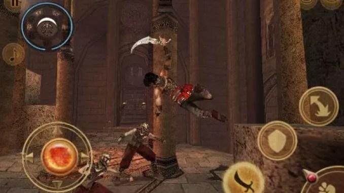 Prince of Persia Warrior Within ScreenShot 2