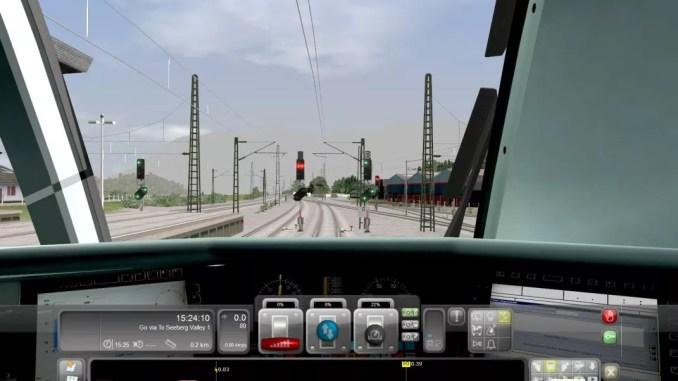 Railworks 3 Train Simulator 2012 Deluxe ScreenShot 1