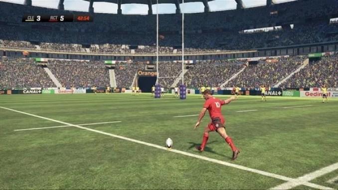 Rugby Challenge 2 ScreenShot 2