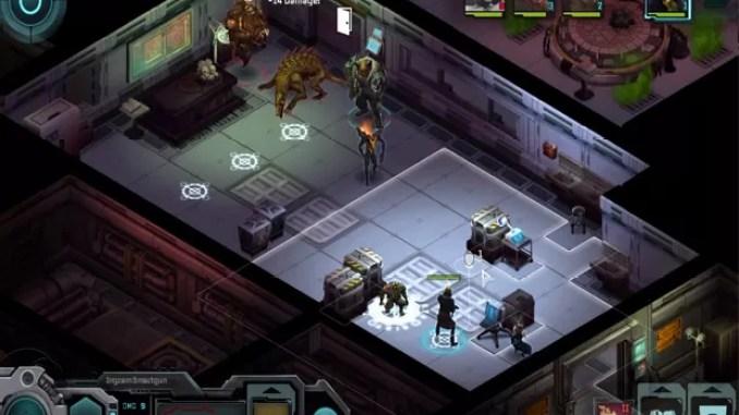 Shadowrun Returns ScreenShot 1