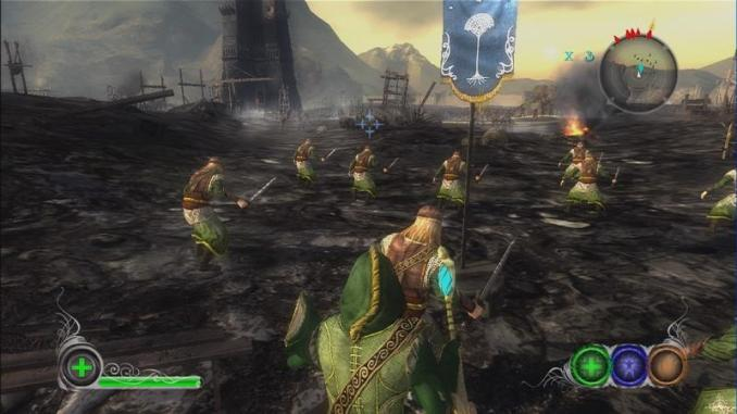 The Lord of the Rings Conquest Game ScreenShot 1