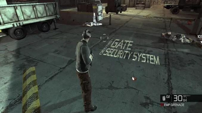 Tom Clancys Splinter Cell Conviction ScreenShot 1