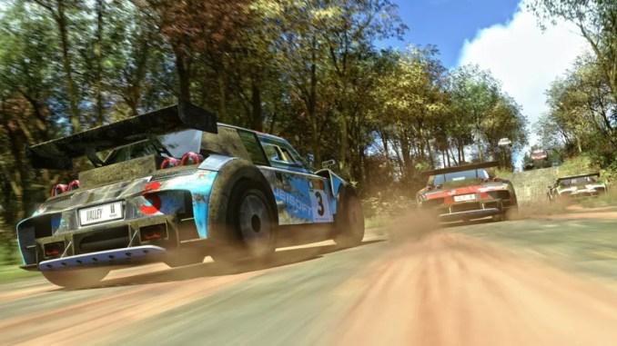 TrackMania 2 Valley ScreenShot 3