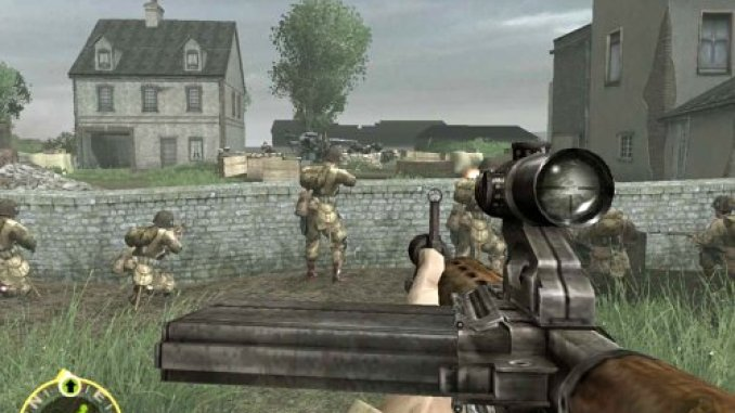 Brothers in Arms Earned in Blood ScreenShot 3