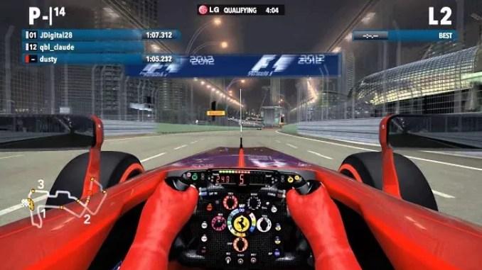 F1 2013 ScreenShot 1