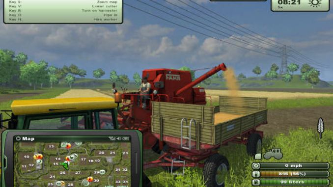 Farming Simulator 2013 ScreenShot 2