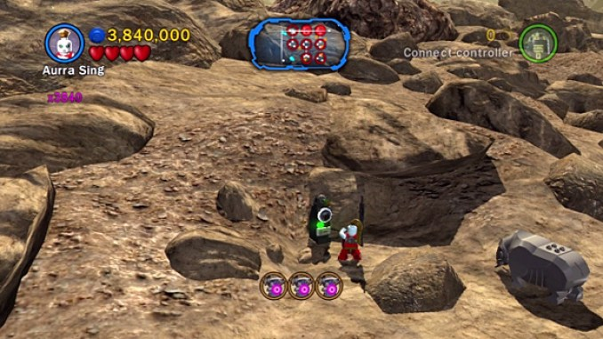 Lego Star Wars III The Clone Wars ScreenShot 2