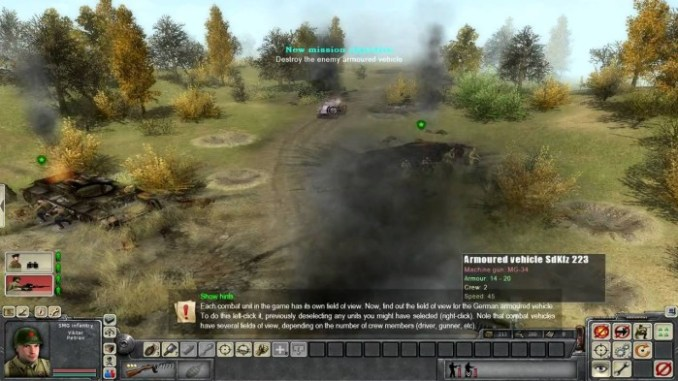 Men of War ScreenShot 3