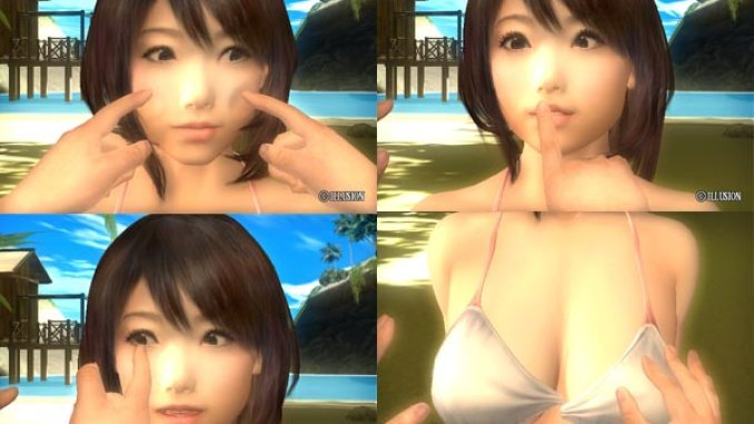 Real Kanojo ScreenShot 3