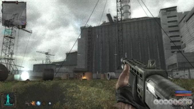 STALKER Shadow of Chernobyl ScreenShot 2