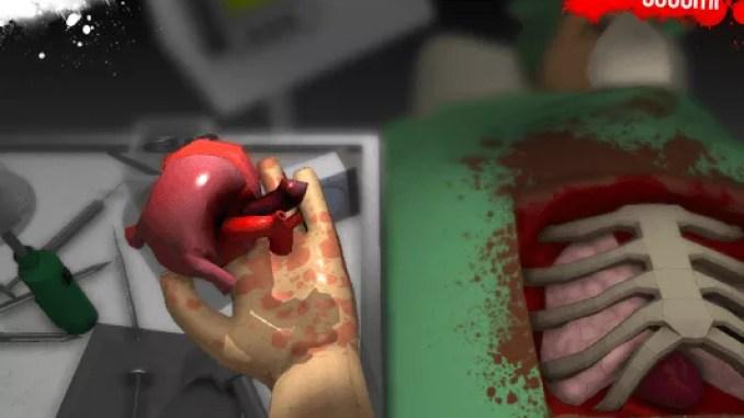 Surgeon Simulator 2013 ScreenShot 1