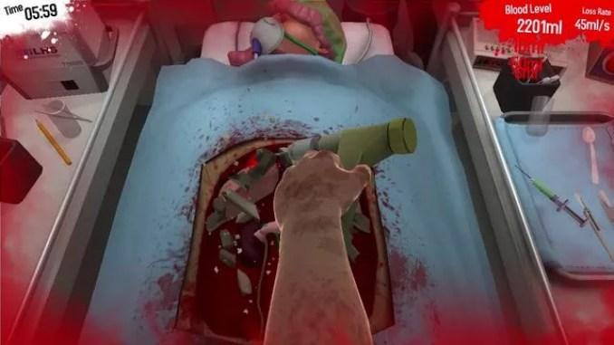 Surgeon Simulator 2013 ScreenShot 2