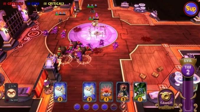 Dungeonland ScreenShot 2