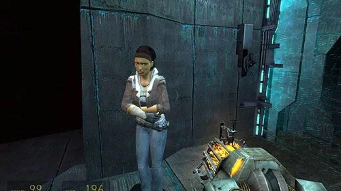 Half-Life 2 Episode One ScreenShot 1