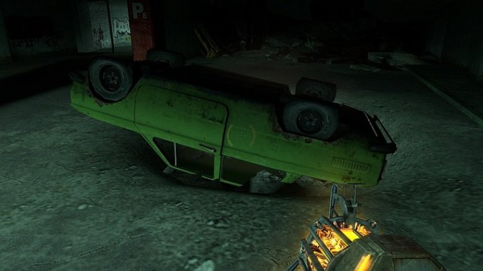Half-Life 2 Episode One ScreenShot 3