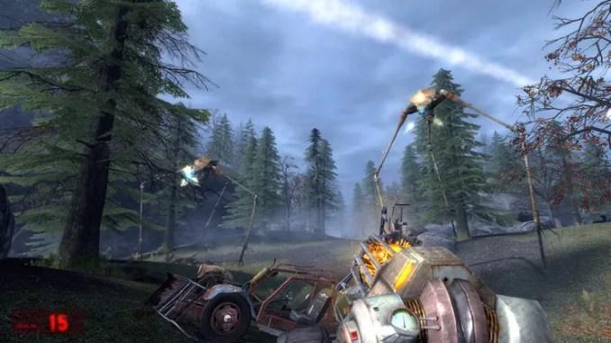 Half-Life 2 Episode Two ScreenShot 2