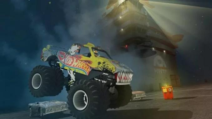 Hot Wheels Worlds Best Driver ScreenShot 1