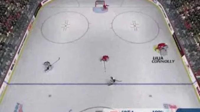 NHL 07 ScreenShot 2