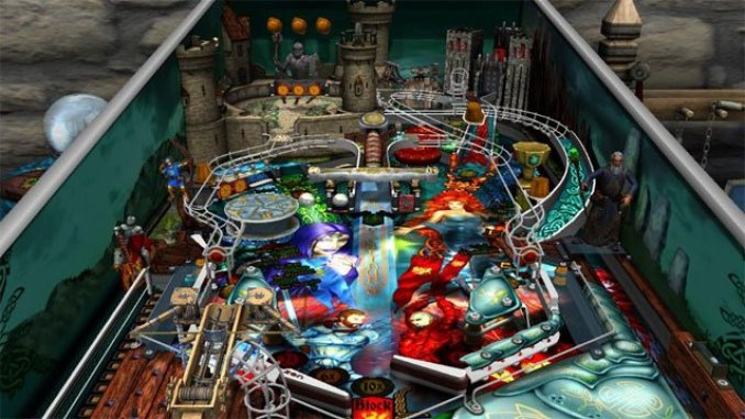 Pinball FX 2 ScreenShot 1
