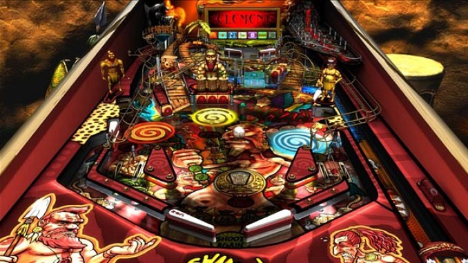 Pinball FX 2 ScreenShot 2