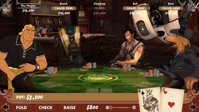 Poker Night 2 ScreenShot 1