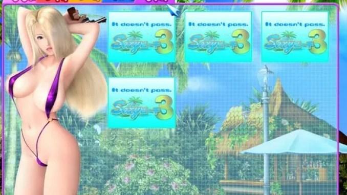 Sexy Beach 3 ScreenShot 1