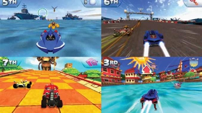 Sonic and All-Stars Racing Transformed ScreenShot 4