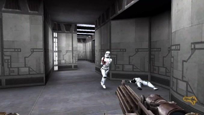 Star Wars Jedi Knight II Jedi Outcast ScreenShot 3