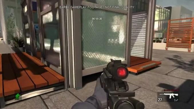 Takedown Red Sabre ScreenShot 1