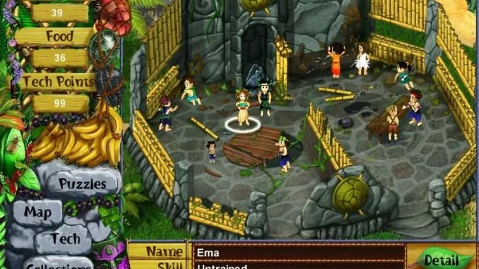 Virtual Villagers 3 -The Secret City ScreenShot 2