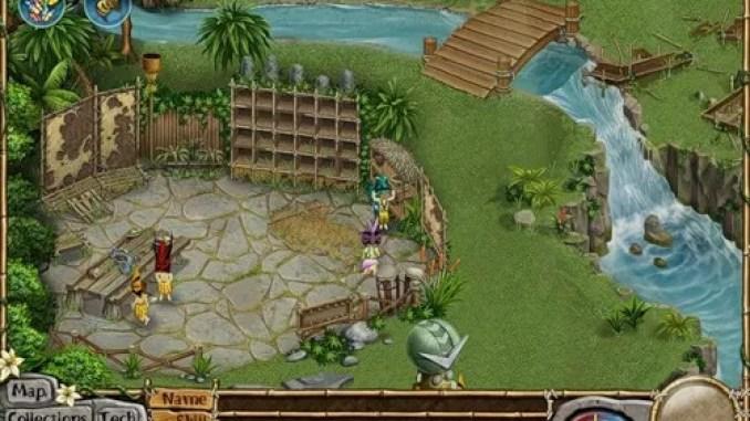 Virtual Villagers 5 - New Believers ScreenShot 1