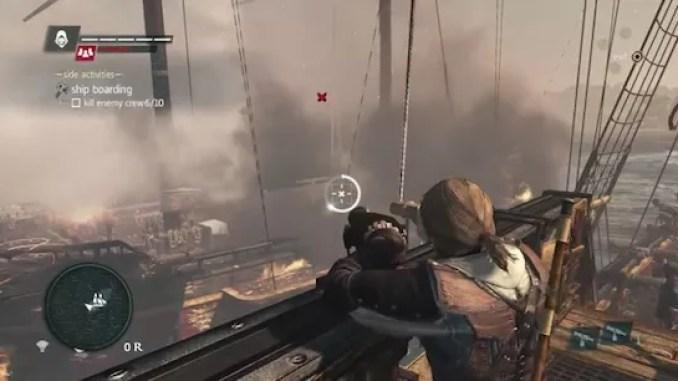 Assassin's Creed IV Black Flag ScreenShot 2