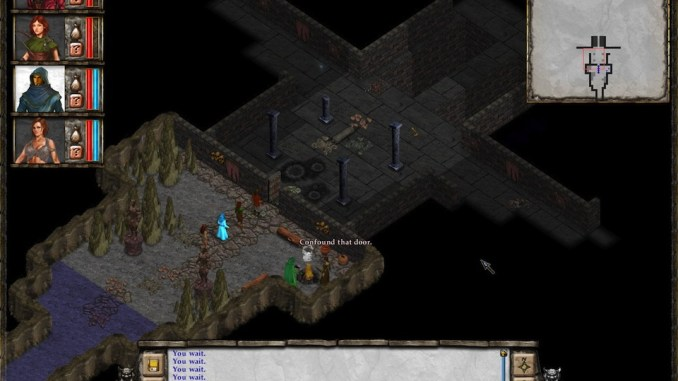 Avernum Escape from the Pit ScreenShot 3