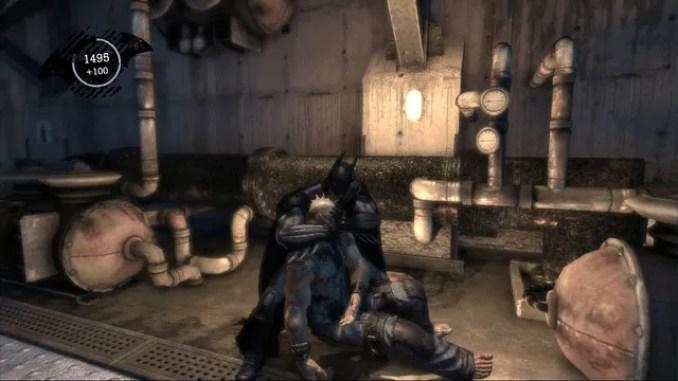 Batman Arkham Asylum ScreenShot 1
