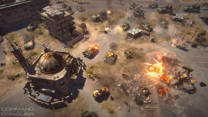 Command & Conquer (2013) ScreenShot 3