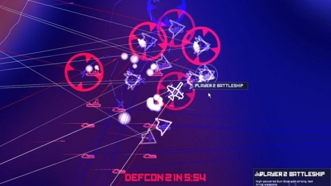 DEFCON ScreenShot 3