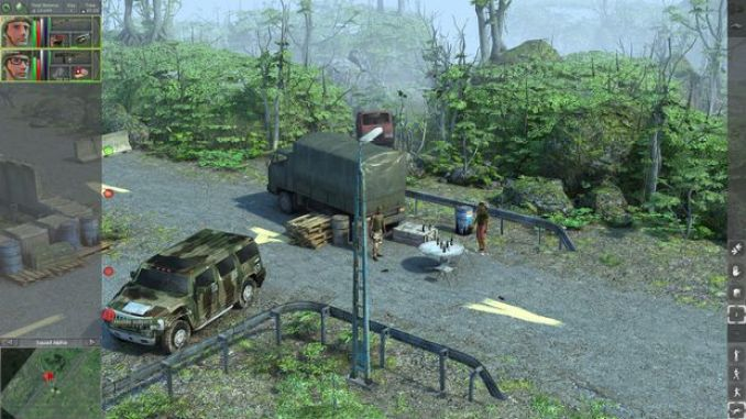Jagged Alliance Back in Action ScreenShot 1